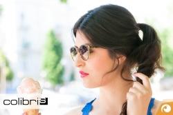 Colibris Sonnenbrille Modell Liv aus der 2016er Kollektion | Offensichtlich Berlin