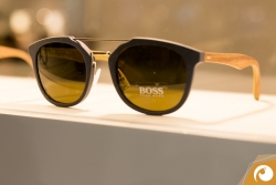 Die neuen Boss Sonnenbrillen mit Holzbügel | Offensichtlich Berlin
