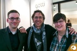 Meet & Greet mit Designer Sven Götti | Offensichtlich Berlin