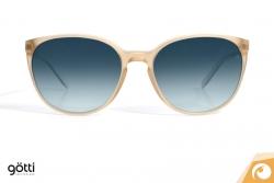 Tanda von Götti ist eine zeitlos, elegante Sonnenbrille aus Acetat | Offensichtlich Berlin