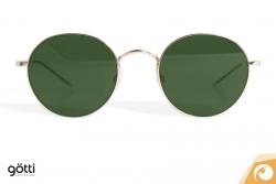 Dan von Götti ist eine tolle Titanbrille im John-Lennon-Stil | Offensichtlich Berlin