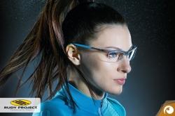 Rudy Project Indyo Sportbrille Laufbrille Joggen Korrektion Brillenglas | Offensichtlich Optiker Berlin