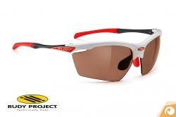 Rudy Project - Agon - White Gloss Hi-Altitude - Sportbrille Fahrradbrille | Offensichtlich Optiker Berlin