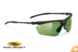 Rudy Project - Magster - matte black - ImpactX Golfgläser - Sportbrille Fahrradbrille | Offensichtlich Optiker Berlin