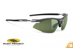 Rudy Project - Modell Rydon (Carbon) mit ImpactX selbsttönenden Sonnengläser  Rudy Project - Rydon - carbon - ImpactX Golfglas Sportbrille Fahrradbrille | Offensichtlich Optiker Berlin