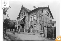 Das Wohnhaus von Carl Zeiss in Jena  | Offensichtlich Optiker Berlin