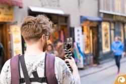 Stockholm Blogger-Selfie