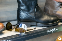 Stockholm sunglasses lightec crafted boots