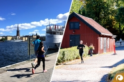 Stockholm Joggen als Volkssport