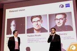 Vortrag über Besser Sehen mit Lars Müller und Torsten Pirwitz | Offensichtlich.de