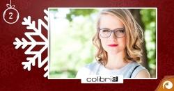 Colibris Brillen im Adventskalender 2016 / Offensichtlich Optiker Berlin