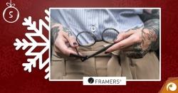 Framers Designerbrillen aus Berlin im Adventskalender 2016 / Offensichtlich Optiker Berlin