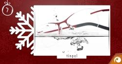 Tinpal Designerbrillen im Adventskalender 2016 / Offensichtlich Optiker Berlin
