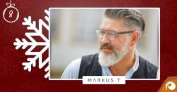 Markus T Designerbrillen im Adventskalender 2016 / Offensichtlich Optiker Berlin