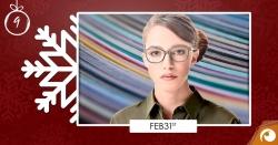 Feb31st Holzbrillen Designerbrillen im Adventskalender 2016 / Offensichtlich Optiker Berlin
