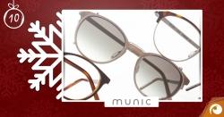 MUNIC Designerbrillen aus Berlin im Adventskalender 2016 - Munic Eyewear  / Offensichtlich Optiker Berlin