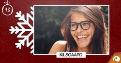 Kilsgaard  Aluminium Brillen im Adventskalender 2016  / Offensichtlich Optiker Berlin