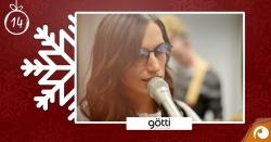 Götti Switzerland  Brillen im Adventskalender 2016  / Offensichtlich Optiker Berlin