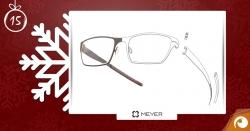 Meyer Eyewear  Titanbrillen im Adventskalender 2016  / Offensichtlich Optiker Berlin
