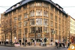 Kaufhaus Jandorf in Mitte FashionWeek FRAMERS MAISONNOEE