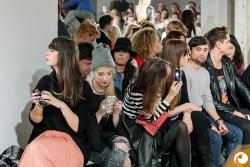 Blogger, Youtube-Sternchen und Socialmedia-Influencer Offensichtlich FashionWeek FRAMERS MAISONNOEE
