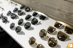 kurzer Blick auf die Sonnenbrillen der Stereotomic Serie von lool | Offensichtlich Berlin