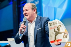 Wolfram Kons präsentierte das Spectaris trendForum 2017 | Offensichtlich.de Berlin