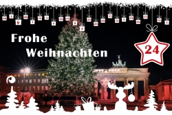 Frohe Weihnachten | Offensichtlich Adventskalender-2017