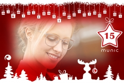 Munic Eyewear Designerbrillen Kunststoffbrillen & Titanbrillen mit 20% Rabatt | Offensichtlich Adventskalender-2017