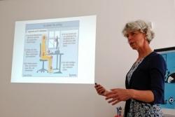 Ergonomie am Arbeitsplatz | Betriebsärztin Dr. med. Verena Seiffert
