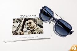 Die neuen Randolph Sonnenbrillen mit trendigen Acetateinsatz