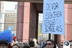 DIE VOR EUCH SEHEN GENAUSO SCHEISSE AUS | 34. Berliner Halbmarathon