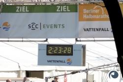Mit guter Zeit im Zeil | 34. Berliner Halbmarathon