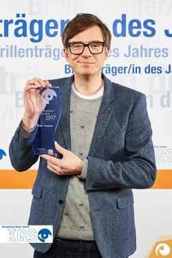 Ralph Caspers ist Brillenträger des Jahres 2017 | Offensichtlich.de