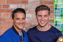 Kostja Ullmann & Jannik Schuemann | Hugo Boss Fashion Week Berlin | Offensichtlich.de Berlin