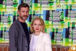 Anna Maria Mühe & Jochen Schropp  | Hugo Boss Fashion Week Berlin | Offensichtlich.de Berlin