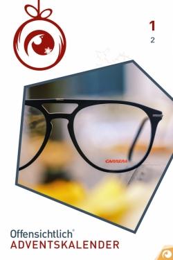 CARRERA im Adventskalender 2018 | Offensichtlich Ihr Optiker Berlin
