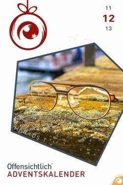 Designerbrillen Kunststoffbrillen & Titanbrillen von Markus T mit 20% Rabatt | Offensichtlich Adventskalender-2018