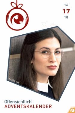 Colibris Brillen im Adventskalender 2018 | Offensichtlich Ihr Optiker Berlin