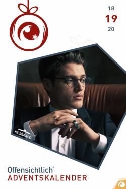 KILSGAARD Brillen im Adventskalender 2018 | Offensichtlich Adventskalender-2018