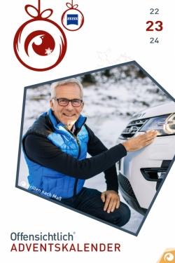 DriveSafe Brillengläser Zeiss | Offensichtlich Adventskalender 2018