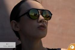 You Mawo Sonnenbrille ATUM - Youmawo lookbook- | Offensichtlich Ihr Augenoptiker Berlin