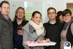 Feiern Hoch 4 mit deluxe Geburtstagskuchen von Daniela {Danke} | Offensichtlich.de