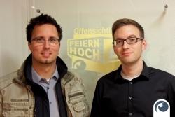 Feiern Hoch 4 mit Lars Müller von Carl Zeiss | Offensichtlich.de