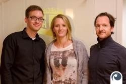Feiern Hoch 4 mit Julia Heymanns & Dr. med. Bernhard Febrer Bowen von Optegra