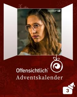 Colibris Brillen im Adventskalender 2019 | Offensichtlich Ihr Optiker Berlin