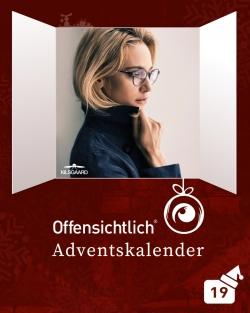 KILSGAARD Brillen Aluminiumbrillen im Adventskalender 2019 Aktion / Rabatt | Offensichtlich Adventskalender