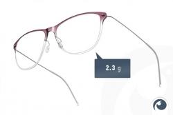 Lindberg n.o.w. – die Kunststoffbrille mit ultraleichten 2,3 Gramm ! | Offensichtlich.de