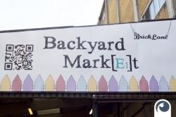 Backyard Markt London | Offensichtlich.de