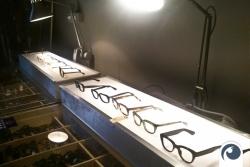 Vintage Brillen auf demCamden Lock Market | London